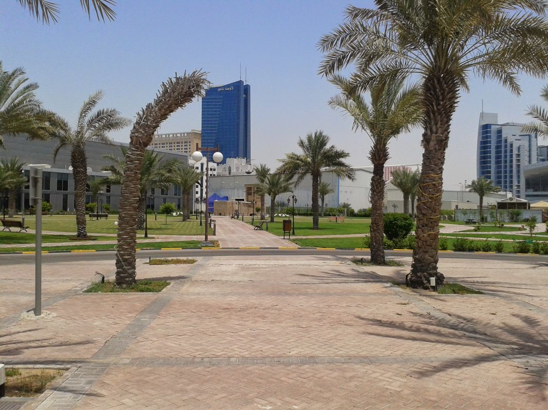 Abu Dhabi media center.